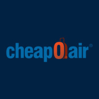 logo of CheapOAir for online reviews about CheapOAir