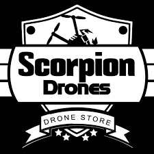 Logo of scorpiondrones.com for online reviews about scorpiondrones