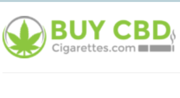 company logo of Buy CBD Cigarettes for online reviews about BuyCBDCigarettes