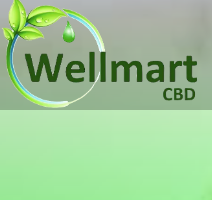 company logo of wellmart cbd for online reviews about wellmartcbd