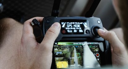 about GPS drones