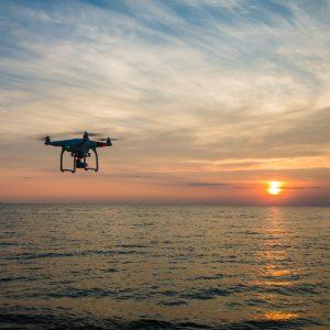 FRSKY Taranis Q X7 drone