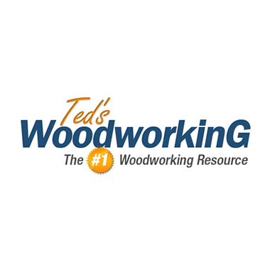 teds woodworking logo for online reviews about teds woodworking